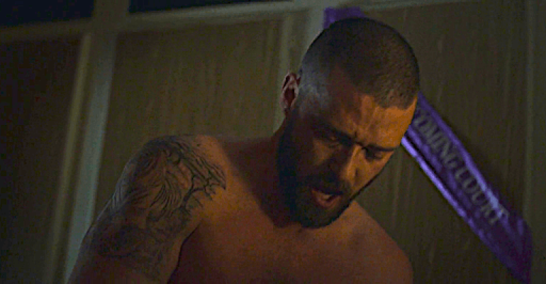 Justin Timberlake nudo in Palmer, le foto