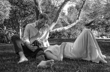 Meghan Markle e il principe Harry saranno di nuovo genitori, l'annuncio per San Valentino