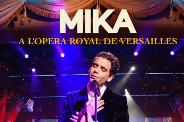 Mika, arriva l'album LIVE dalla Royal Opera House di Versailles