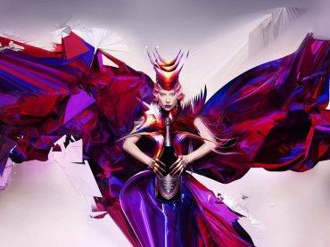 Lady Gaga show per Dom Perignon, le prime immagini – arriva lo spot di Nick Knight