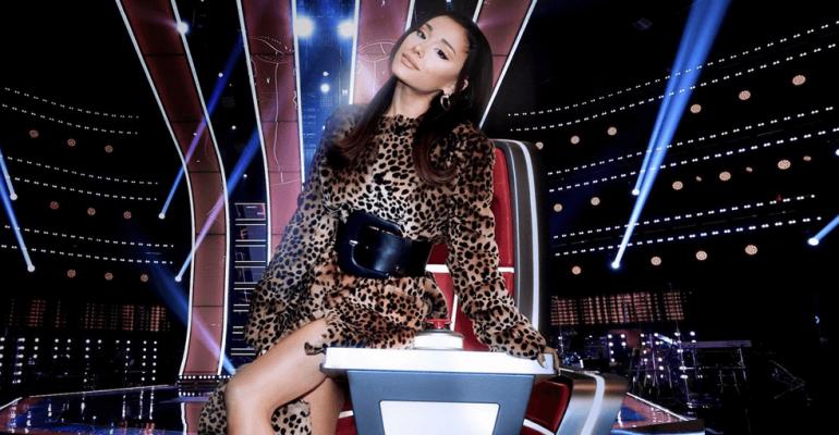 The Voice Usa, Ariana Grande nuova giudice