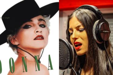 """Sara Tommasi annuncia la sua cover di  LA ISLA BONITA: """"uno dei miei brani preferiti di Madonna"""""""