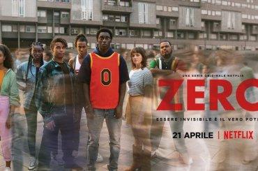 Zero, Mahmood canta la canzone portante nel primo trailer della serie Netflix – video