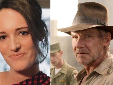 """Indiana Jones 5"": Phoebe Waller-Bridge al fianco di Harrison Ford"