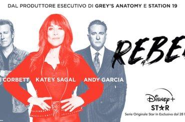 Rebel, il trailer italiano della serie su Erin Brockovich