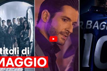 Netflix Maggio 2021, ecco film e serie tv in arrivo – video