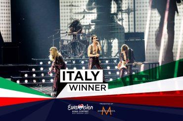 Eurovision 2021, è trionfo Italia, trionfo Maneskin!