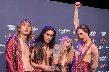 Eurovision 2021, boom Auditel per la finale: ascolti record