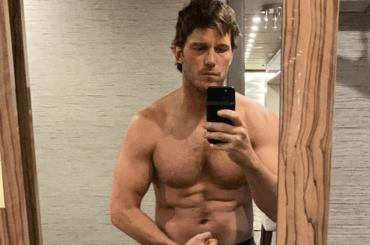 Chris Pratt mostra i muscoli sui social, la foto