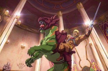 Masters of the Universe, le prime immagini della serie animata Netflix su He-Man