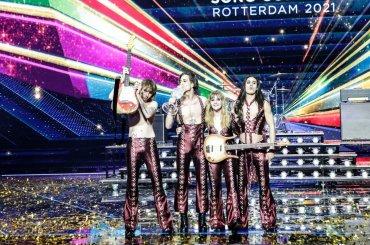 Eurovision 2021 BOOM: 183 milioni di telespettatori – share del 99.9% in Islanda