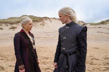 House of the Dragon, le prime foto ufficiali del prequel di Game of Thrones