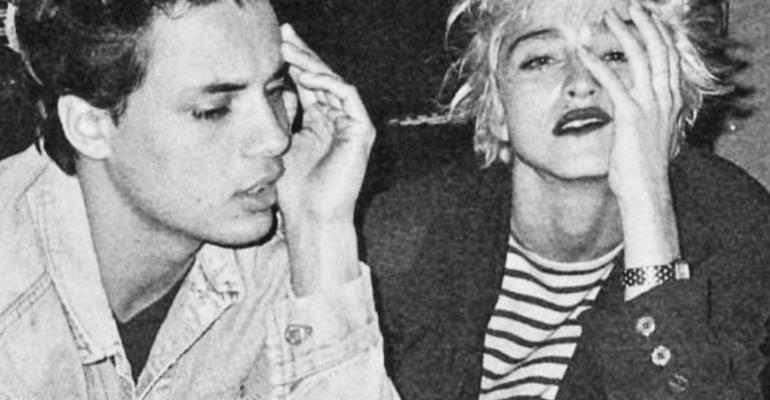 """Madonna piange Nick Kamen: """"Sei sempre stato un essere umano gentile e dolce, hai sofferto troppo"""""""