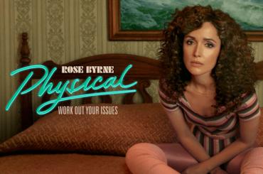 """""""Physical"""", primo trailer italiano dalla serie Apple Plus con Rose Byrne"""