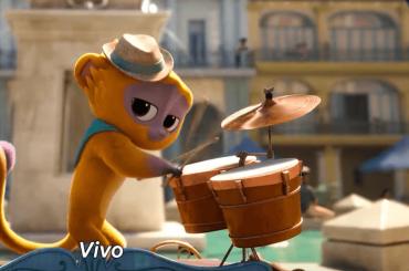 Vivo, primo trailer italiano del musical animato firmato Lin-Manuel Miranda