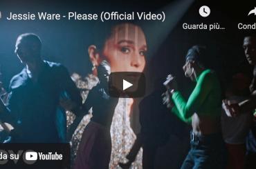 Please di Jessie Ware, il video ufficiale