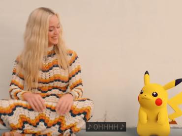 Katy Perry canta per i Pokemon, ecco Electric – AUDIO