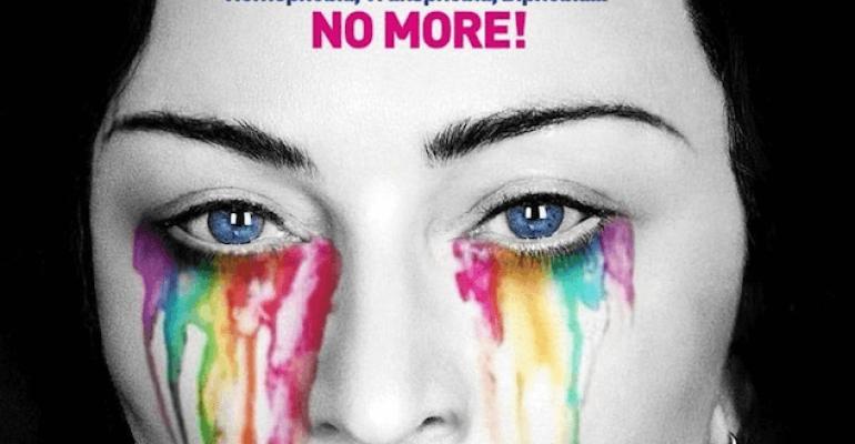 """Madonna sui social: """"Basta omotransfobia!"""""""