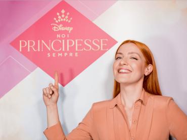 """""""Un Nuovo Inizio"""", Noemi canta l'inedito delle Principesse Disney (in inglese firmato Brandy) – VIDEO"""