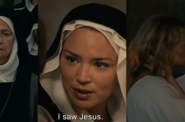 Cannes 2021, Benedetta di Paul Verhoeven –  il trailer ufficiale del film con la suora lesbica che aveva visioni mistiche
