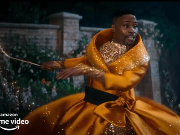 Cinderella con Billy Porter fata madrina, il primo trailer