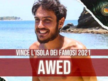 Isola dei Famosi 2021, trionfa Awed davanti a 3.3 milioni di telespettatori – i dati Auditel di tutte le finali