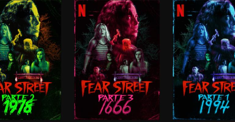 FEAR STREET, arriva la trilogia horror – il primo trailer italiano