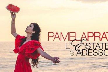 L'Estate è adesso, arriva il singolo di Pamela Prati – la cover