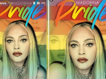 Madonna annuncia evento Pride il 24 giugno, il video