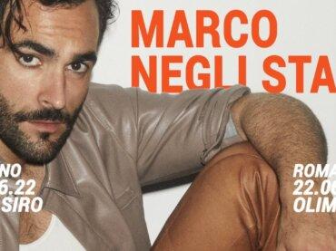 """Marco Mengoni lancia il tour negli stadi e annuncia il nuovo singolo,  """"MA STASERA"""" – preview audio"""