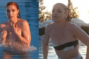 Noemi tra topless e costumi nel video ufficiale di MAKUMBA, feat. Carl Brave