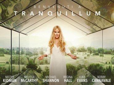 Nove perfetti sconosciuti, la serie con Nicole Kidman su Prime Video dal 20 agosto – poster e foto