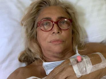 """Mara Venier in sala operatoria: """"Sto vivendo un incubo"""""""