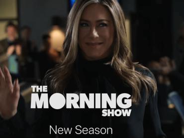 Apple TV+, il trailer con le nuove serie e film in uscita nel 2021 – prime immagini da The Morning Show 2