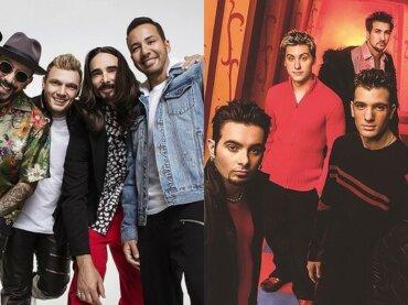 Backstreet Boys e *NSYNC insieme per celebrare il Pride, il video