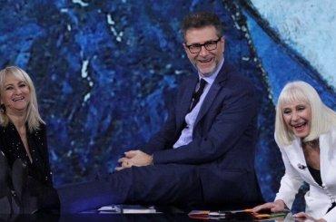 Che Tempo che Fa, stasera puntata speciale dedicata a Raffaella Carrà