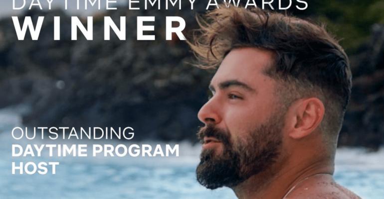 Zac Efron ha vinto il suo primo Emmy