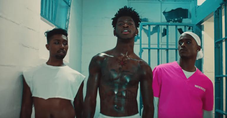 INDUSTRY BABY, il nuovo video di Lil Nas X