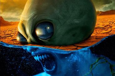 American Horror Story: Double Feature, il primo trailer tra alieni e mostri marini