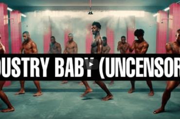 Lil Nas X lancia il video senza censure di INDUSTRY BABY