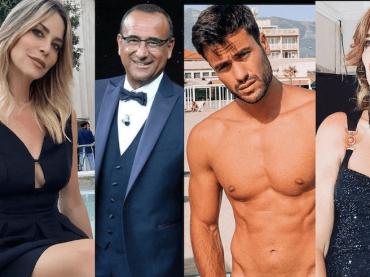 Tale e Quale Show 2021, Carlo Conti svela 10 concorrenti