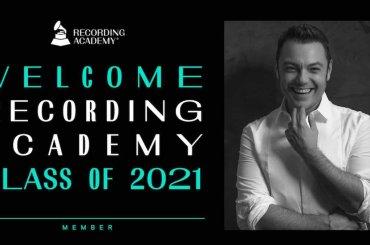 Tiziano Ferro diventa membro votante per i Grammy Award