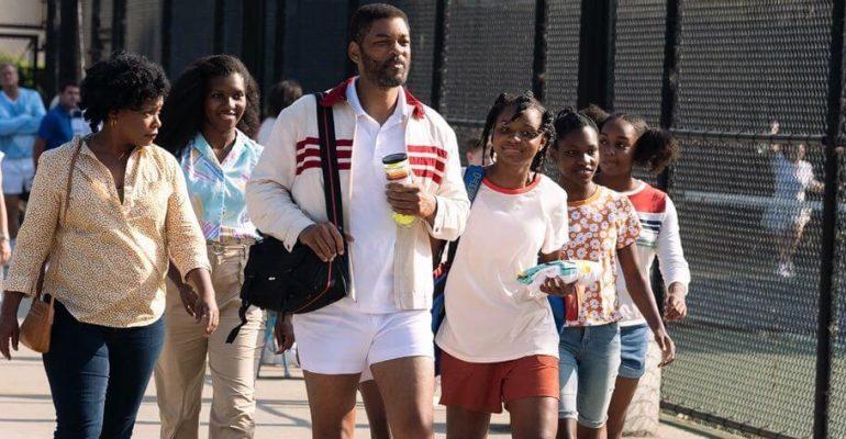 """""""King Richard"""",  Will Smith è il padre delle sorelle Williams nel biopic ufficiale – il trailer italiano, video"""