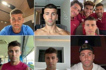 Gerard Piqué e tutti quei selfie in primo piano che spaccano Instagram