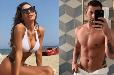 Livio Cori, le foto social in costume del nuovo fidanzato di Anna Tatangelo