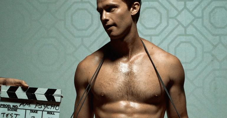 Patrick Schwarzenegger in mutande per Vanity Fair, le foto