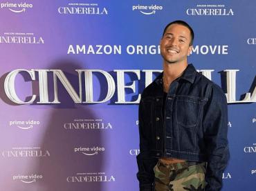 Cenerentola, c'è anche Giuseppe Giofrè nel cast del musical Amazon Prime Video
