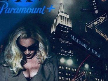 Madame X, i poster del docufilm di Madonna (in Italia in onda su SKY?)