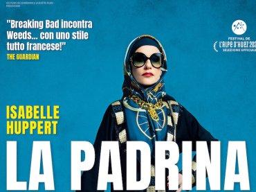 Isabelle Huppert è La Padrina, il trailer italiano