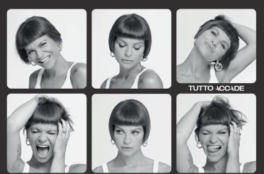 """""""Tutto accade"""", arriva il nuovo disco di Alessandra Amoroso"""